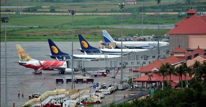 cochin airport declares 18 percent dividend | thiruvananthapuram first