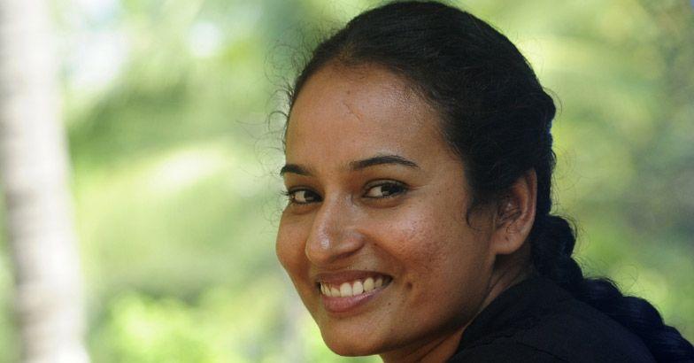 P.V. Priya. File photo