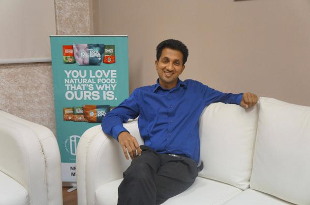 Success story: Musthafa believes it was team work all the way that helped.